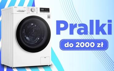 Jaka pralka do 2000 zł? | TOP 5 |