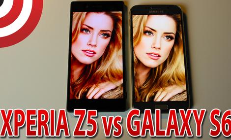 Sony Xperia Z5 vs Galaxy S6 - Pojedynek - Szybkość - Aparat - Bateria