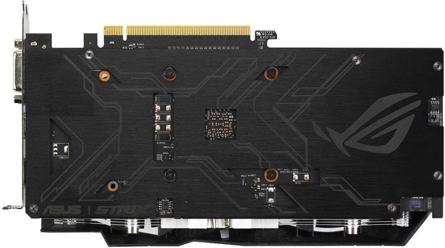 Asus GeForce GTX1050 Ti Strix 4GB GDDR5 (128 Bit) HDMI, 2x DVI, DP,