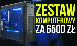 Zestaw Komputerowy za 6500 zł Oparty o Procesor Intel Core i7-7700K
