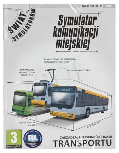 Symulator Transportu Miejskiego