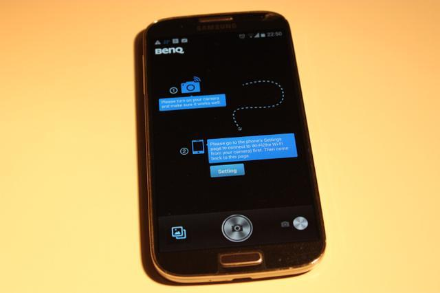 podlgad benq action app