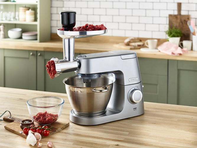 robot kuchenny z maszynką do mięsa