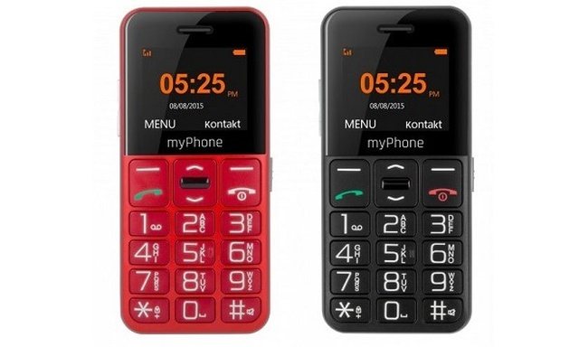 myPhone Halo Easy - Klasyczne Komórki Jeszcze Żywe?