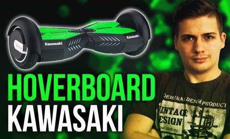 Najlepszy Hoverboard? Kawasaki KX-PRO6.5A