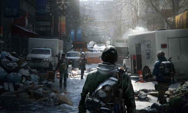 Zgarnij za Darmo Tom Clancy's The Division z Kartami Graficznymi NVIDIA GeForce GTX