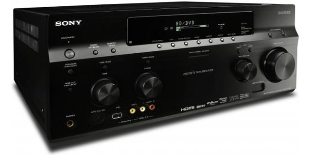 Nowy wielokanałowy amplituner od Sony