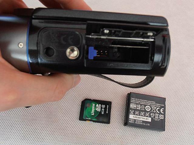 Samsung HMX QF-20