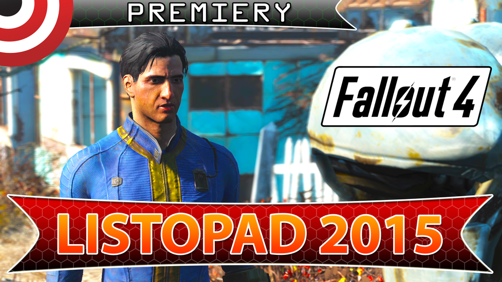 Najlepsze Premiery Gier Listopada 2015 - Need for Speed, Call of Duty: Black Ops III, Fallout 4