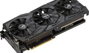Asus ROG Strix GeForce RTX 2060, 6GB GDDR6, 192-bit