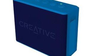 Creative Labs Muvo 2c niebieski głośnik