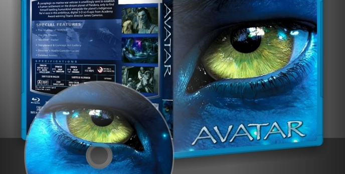 Avatar na Blu-ray i DVD