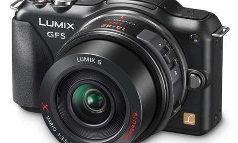 Panasonic LUMIX GF5 - prezentacja ultrakompaktowego aparatu fotograficznego