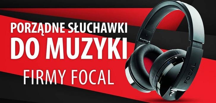 Test Focal Listen Wireless - Porządne słuchawki od audiofilskiego Focala