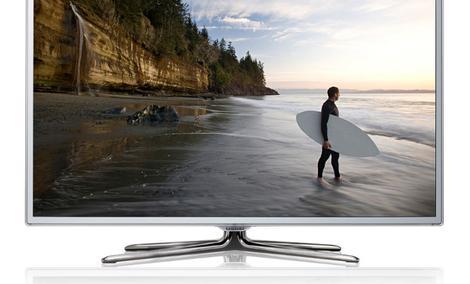 Samsung UE46ES6710 - 46-calowy telewizor dla wymagających