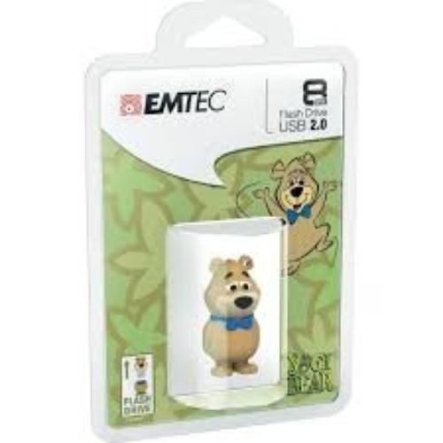 EMTEC Pendrive 8GB Boo Boo HB105
