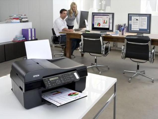 Epson Stylus Office BX310FN