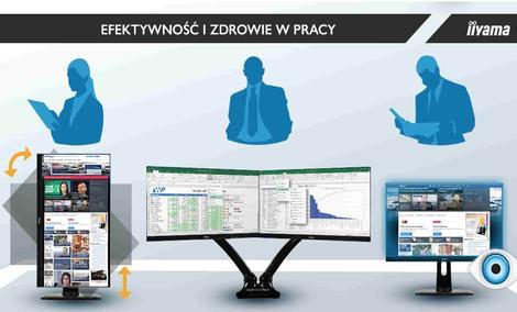 Efektywna i Zdrowa Praca Przed Ekranem Monitora!