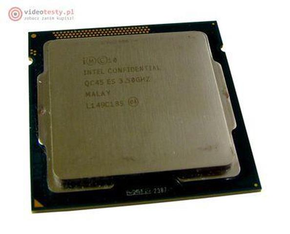 Intel Ivy Bridge i7 3770K [TEST]