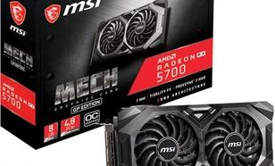 MSI Radeon RX 5700 Mech GP OC 8GB GDDR6 (RX 5700 MECH GP OC)