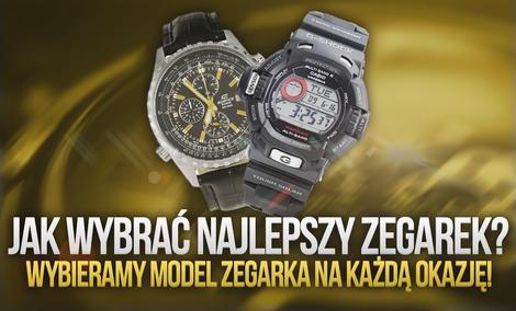 Jak Wybrać Najlepszy Zegarek – Wybieramy Model Zegarka na Każdą Okazję