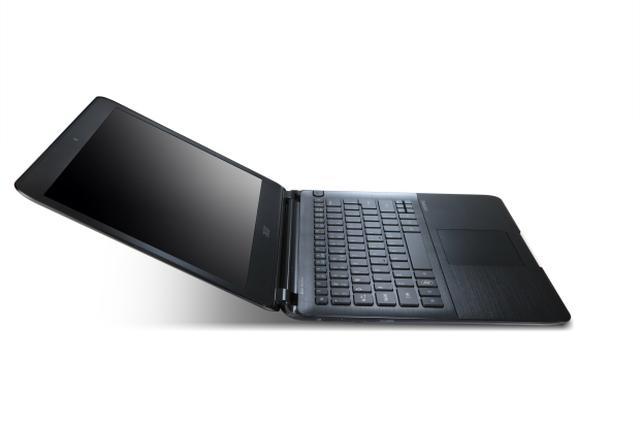 Ultrabook Acer Aspire S5 - minimalna grubość, wyjątkowa wydajność, niezwykła szybkość reakcji