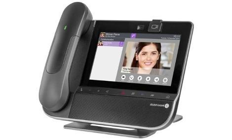 Hybryda Smartfona z Telefonem Stacjonarnym od Alcatela