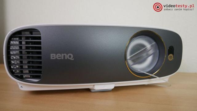 Testujemy Benq W1700 - przód