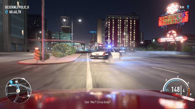 Need for Speed Payback - Pościgi policyjne mogłbyć znacznie lepsze