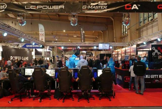 Podczas targów odbędzie się masa turniejów w grach.