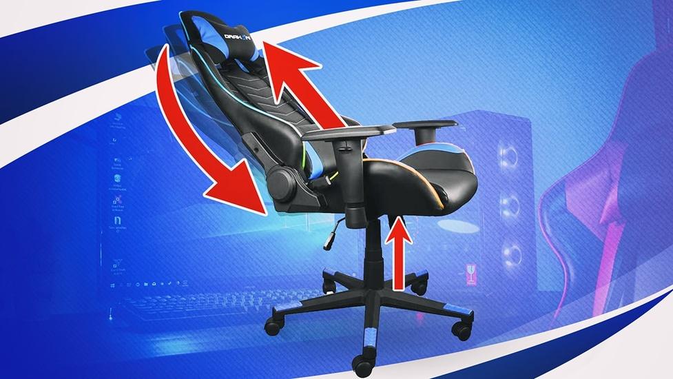 4 triki, dzięki którym dobierzesz fotel komputerowy do swojej sylwetki