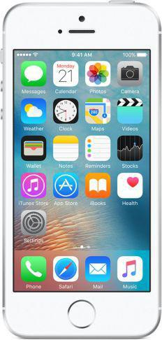 Apple iPhone SE 64GB Srebrny (MLM72LP/A)