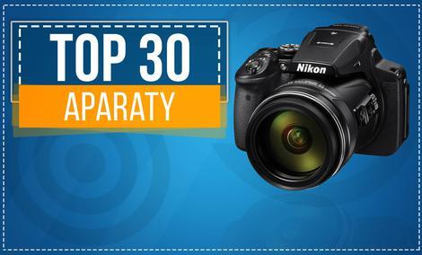 TOP 30 Najchętniej Kupowanych Aparatów Fotograficznych!