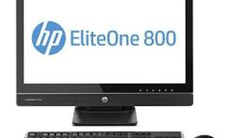 HP EliteOne 800 - nowoczesne komputery z Windowsem 8