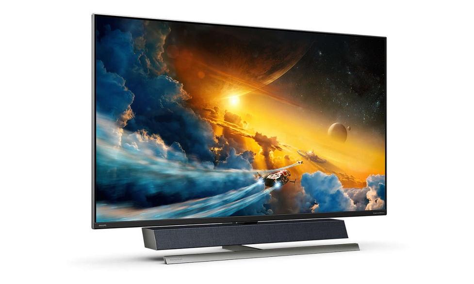 Dwa nowe gamingowe monitory Philipsa, w tym 55-calowy gigant
