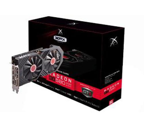 XFX Radeon RX 580 GTS XXX Edition 4GB DDR5 256 bit