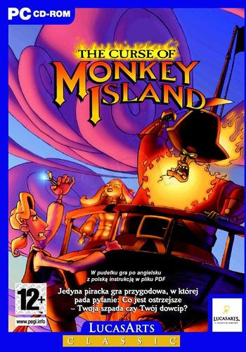 Lucas Classic Line: Curse of Monkey Island