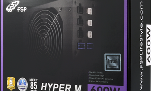 FSP/Fortron Hyper 600W (HYPER M 600)