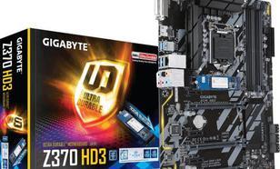 Gigabyte Z370 HD3 + SSD Intel Optane Memory 32 GB PCIe