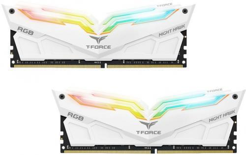 Team Group Night Hawk RGB DDR4, 2x16GB, 3200MHz, CL16 (TF2D432G3200HC16CDC01)