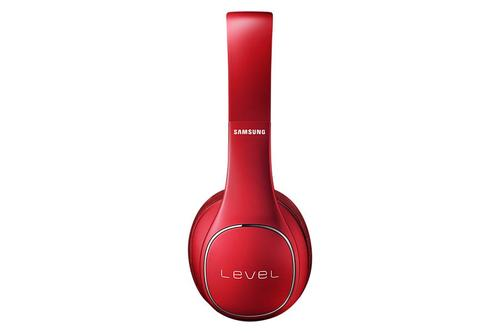 Samsung Słuchawki BT Nauszne Level On Red