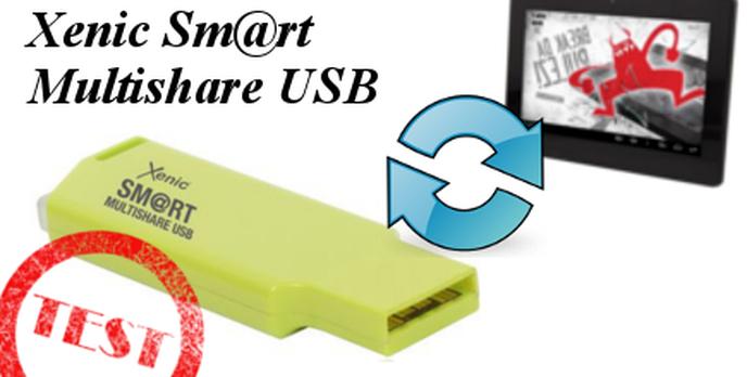 Xenic Sm@rt Multishare USB - Sposób na Bezprzewodową Transmisję Danych