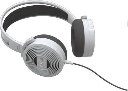 AKG K520 white Słuchawki HI-FI