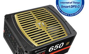 Toughpower DPS G 650W Modular (80+ Gold, 4xPEG, 140mm)