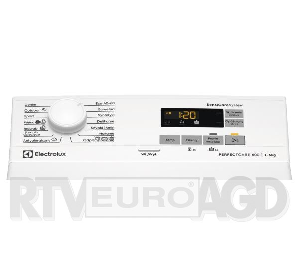 Electrolux TimeCare 600 EW6T25061P