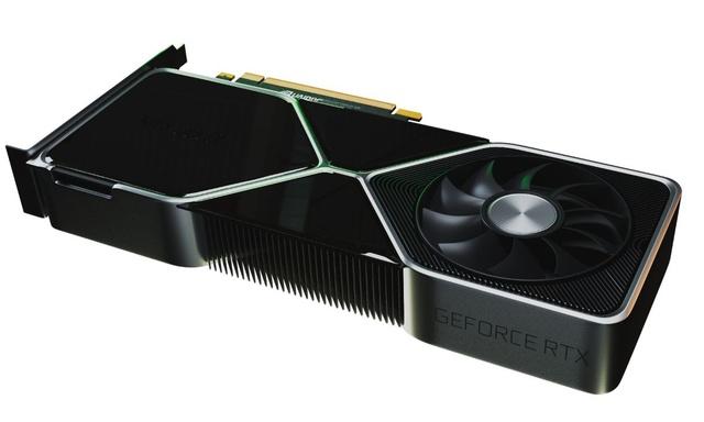 GeForce RTX 3080 - Czy to zdjęcie nowej karty od Nvidii?
