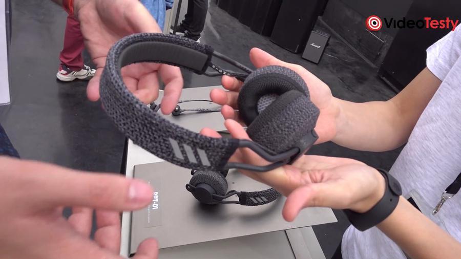 Słuchawki bezprzewodowe Adidasa są stylowe, ale niezbyt praktyczne