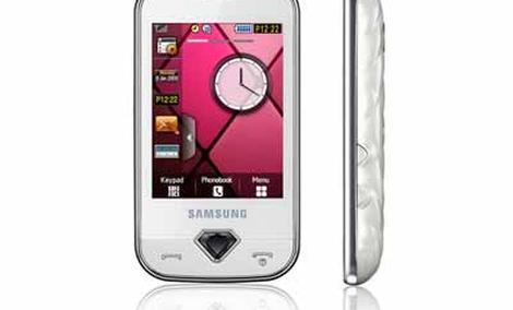 Samsung Diva S7070 – kobiece spojrzenie na technologię