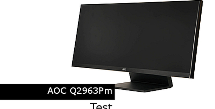 AOC Q2963Pm - test monitora o proporcjach 21:9