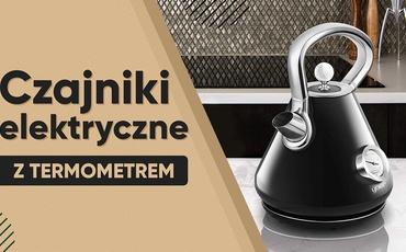 Czajnik elektryczny z termometrem | TOP 7 |
